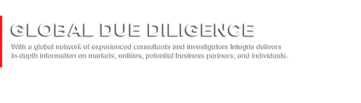 Global Due Diligence
